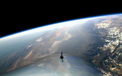 NASA希望派遣宇航员参加私人亚轨道太空飞行