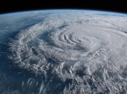 2020年6月4日– NASA红外图像显示了克里斯托瓦尔的巨大造雨能力
