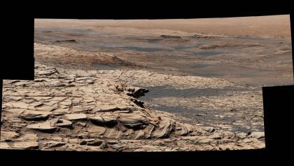 好奇心火星漫游者的夏季公路之旅已经开始